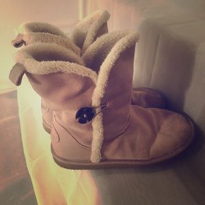 Cozy warm boots